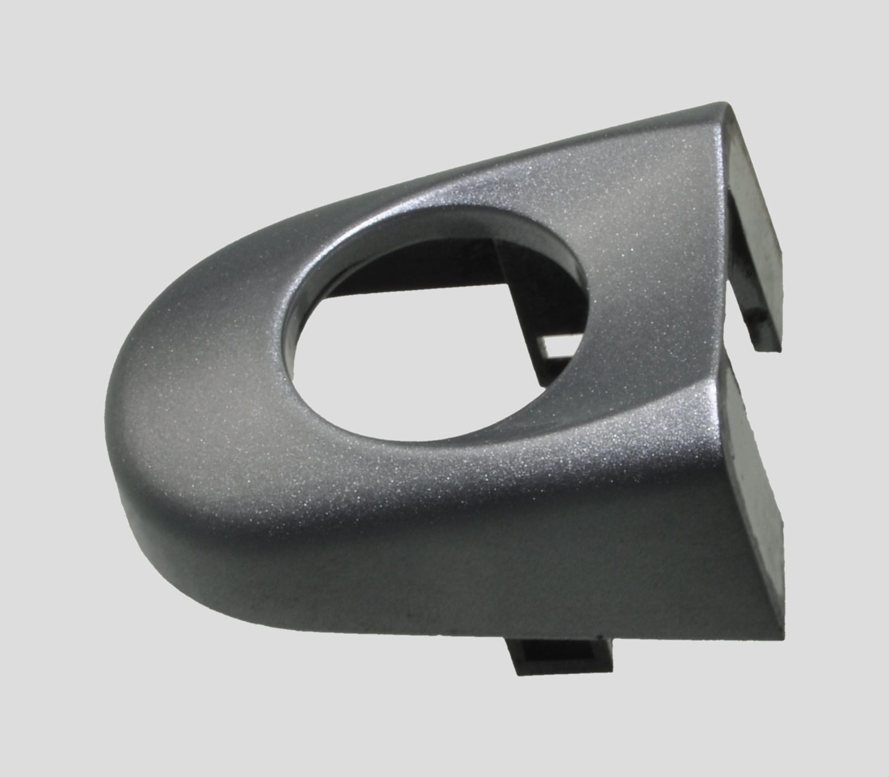 VW Touran 1T Original Kappe Türgriff reflexsilber LA7W vorne links 1C0837879