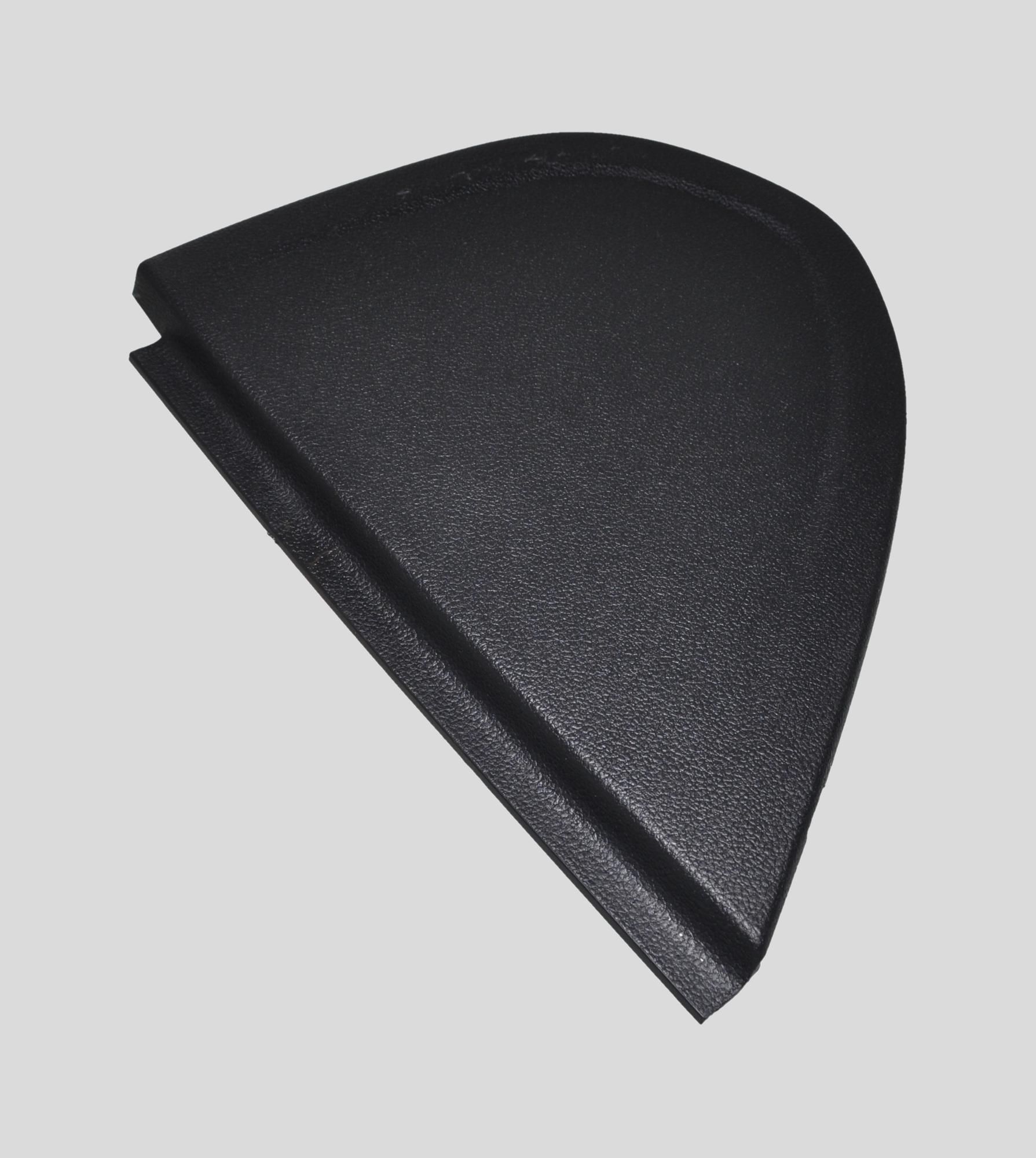 Skoda Citigo Original Abdeckung Armaturenbrett links titanschwarz 1S0858247