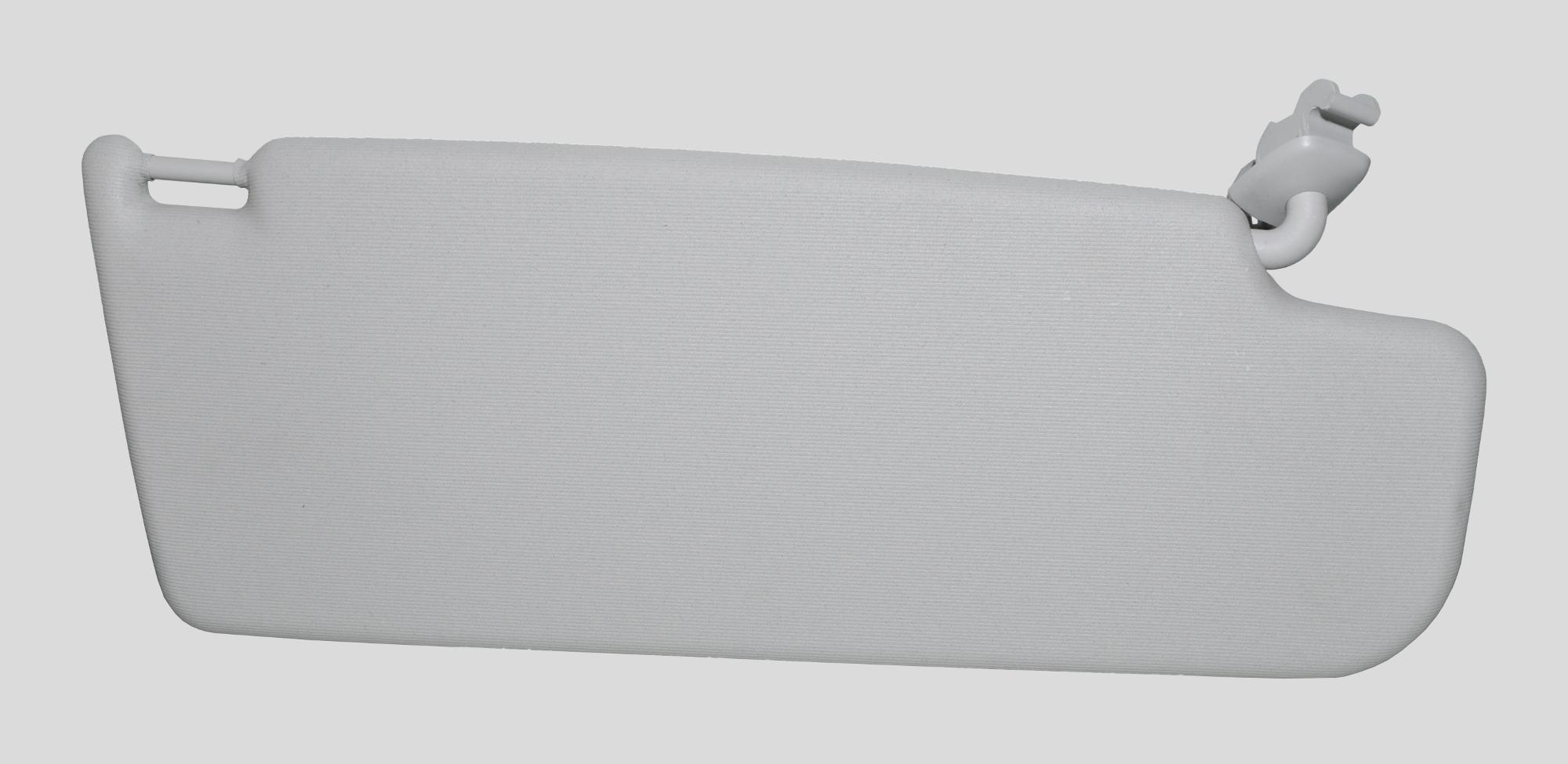Skoda Citigo Orig. Sonnenblende ohne Spiegel vorne rechts perlgrau 6RG857552C